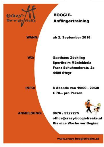 Training (Anfänger) @ Steyr