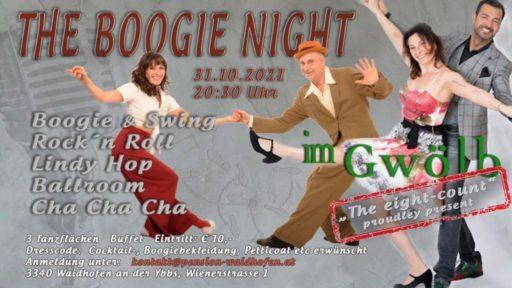 The Boogie Night (Gwölb, Waidhofen an der Ybbs)