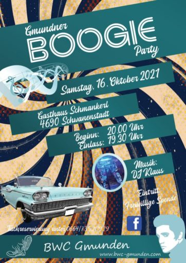 Gmundner Boogie Partie